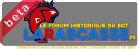 LaRascasse.fr - Le Forum Historique du SCT - Sporting Club Toulon (Football - National 2).